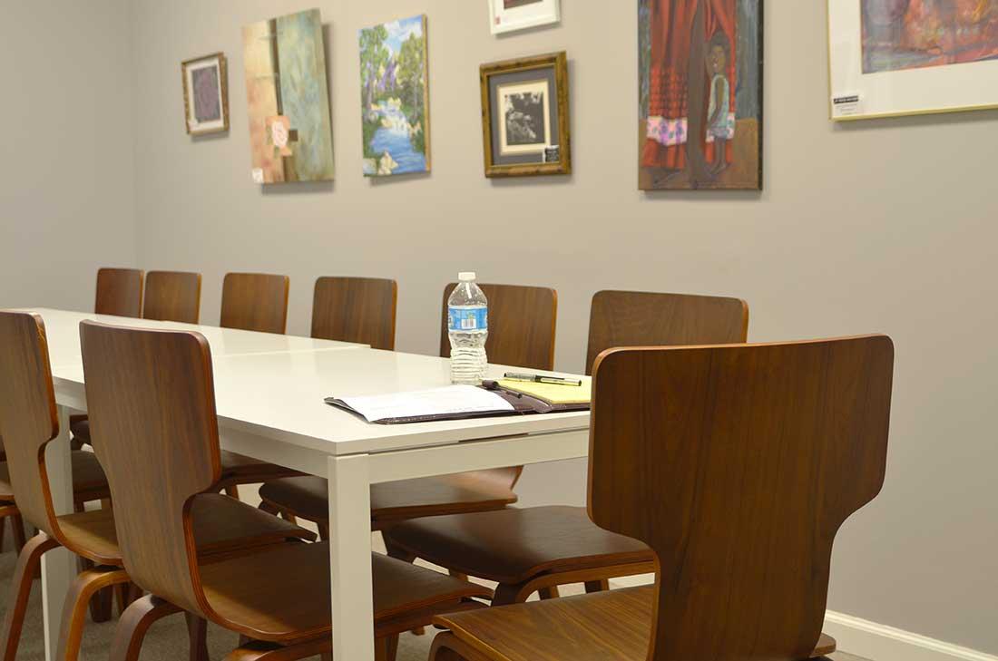 Corridor 55 Conference Room