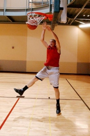 Adult Men's 5-on-5 Basketball at Arnold Rec Center