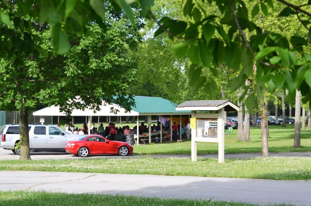Arnold City Park Pavilion