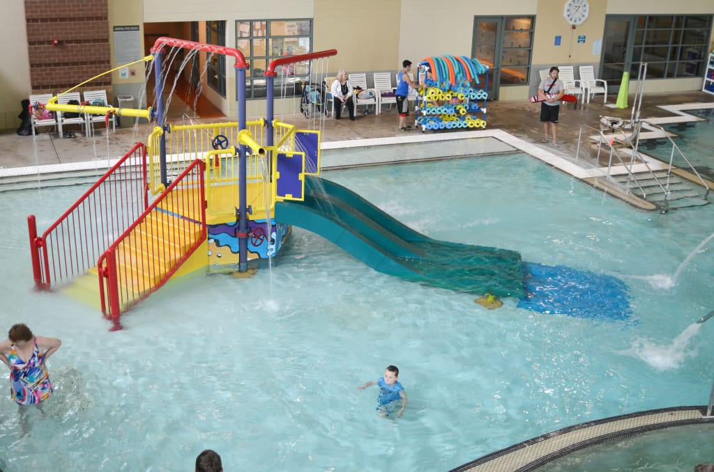 aquatics swimming pools the city of arnold missouri