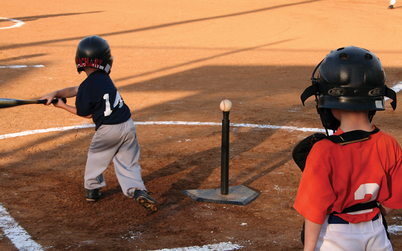Arnold Youth T-Ball