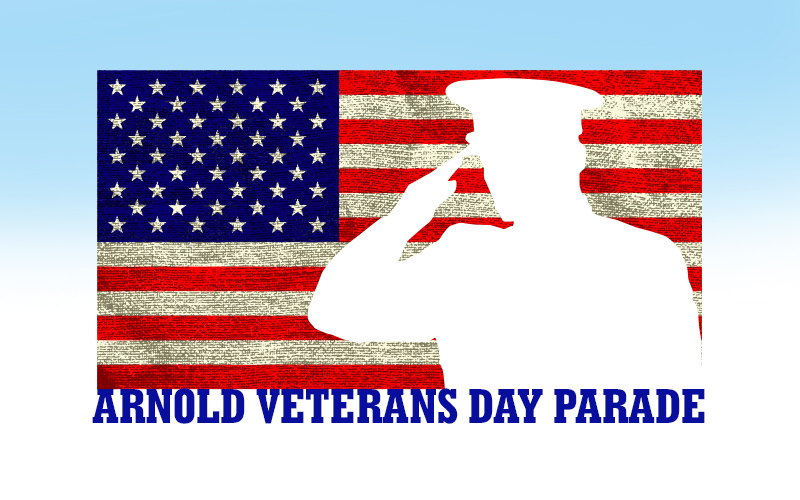 Arnold Veterans Day Parade
