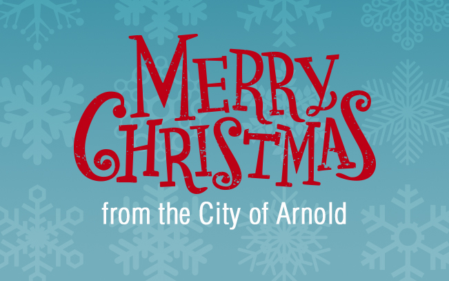 Merry Christmas from Arnold