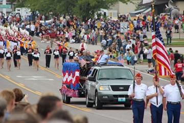 Arnold Days Parade