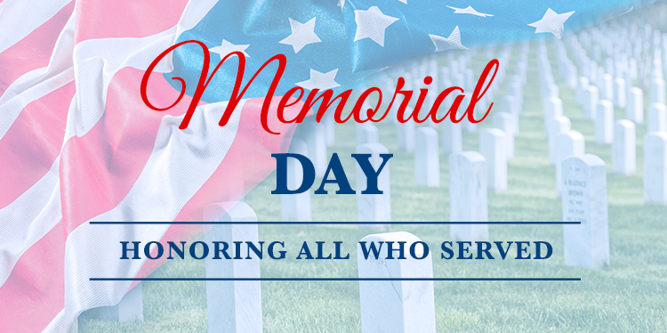Memorial Day Honoring All Who Served