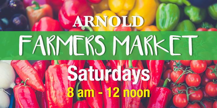 Arnold Farmers Market 2018