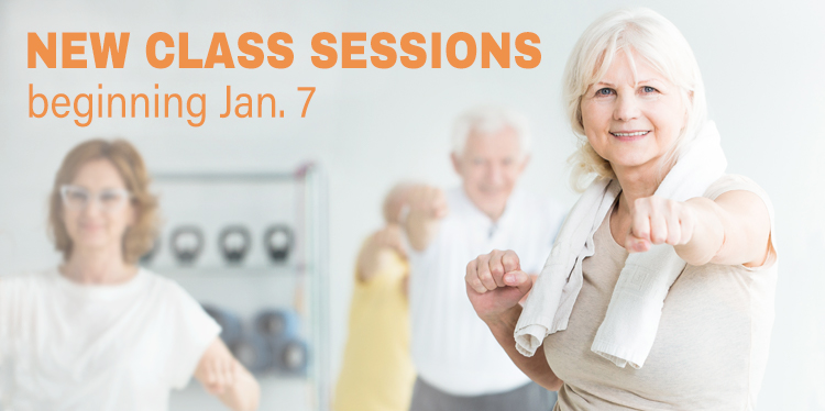New Class Sessions